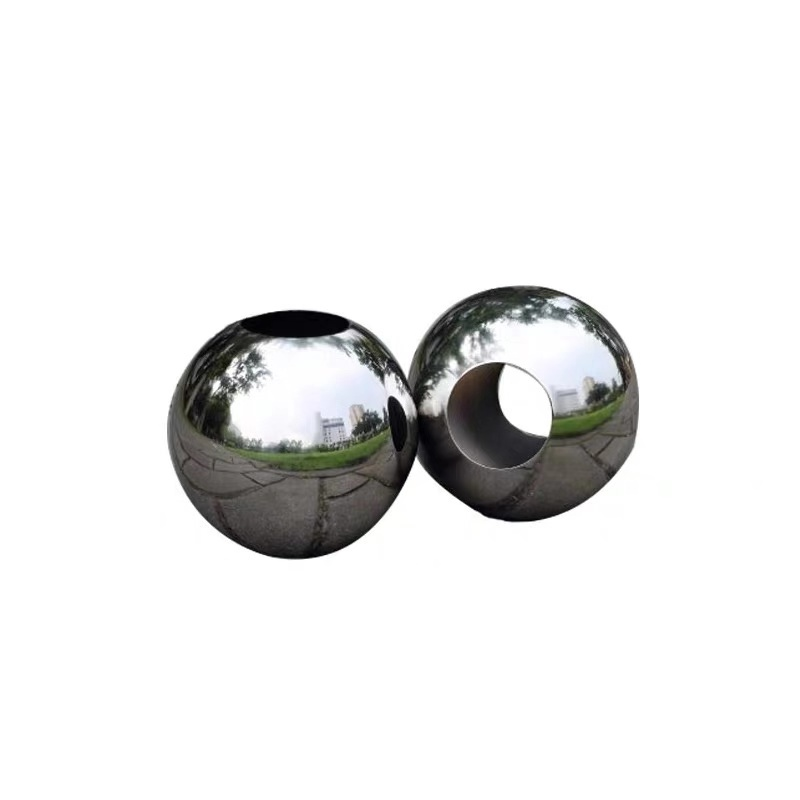 Drilled Hole Sphere, Stainless Steel Hollow Sphere/Ball, interior/exterior decoration, indoor/ outdoor decoration, design