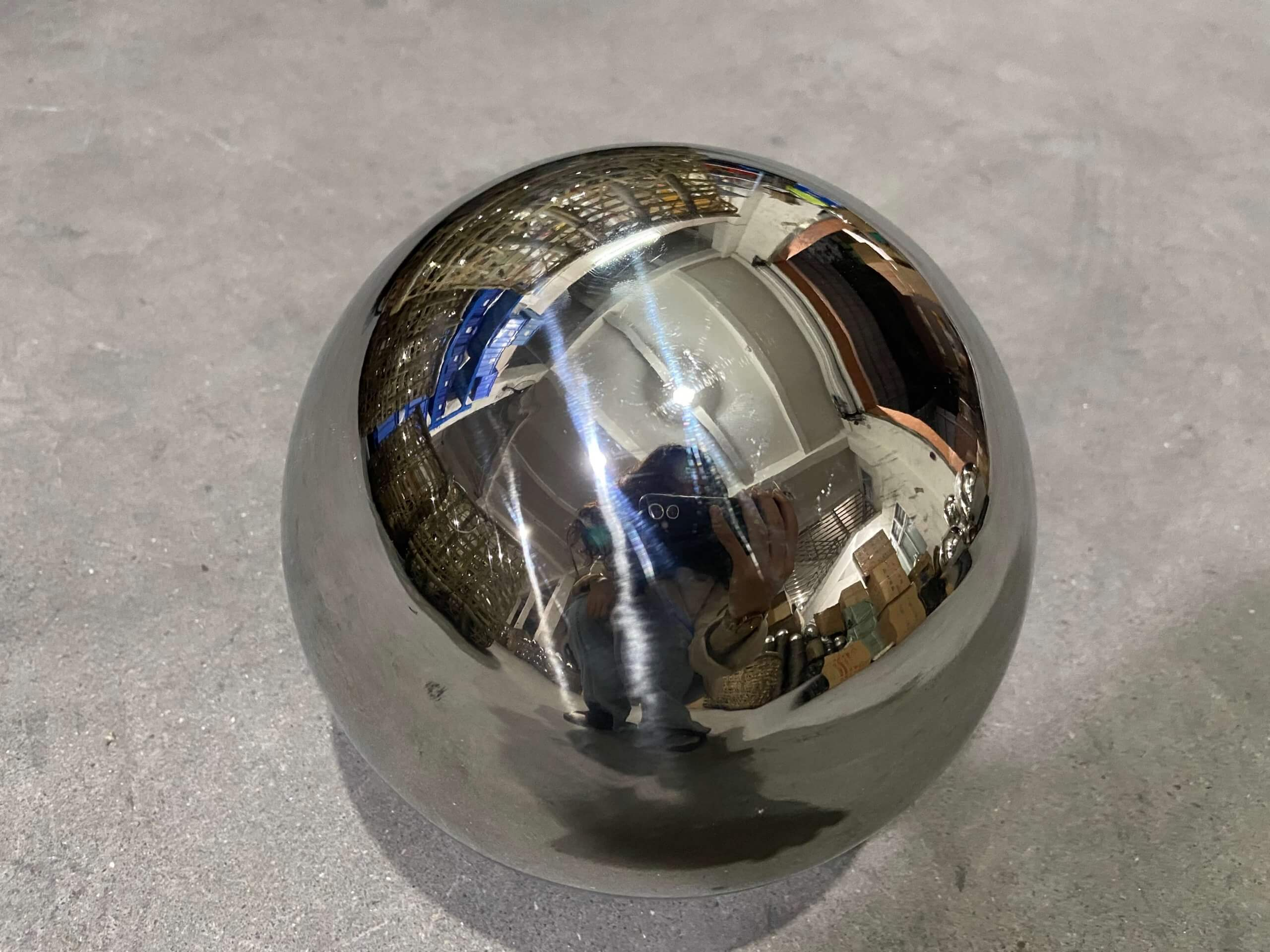 Stainless Steel Hollow Sphere, Color Stainless Steel Ball, interior decoration, indoor/outdoor decoration, design